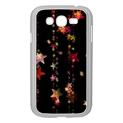Christmas Star Advent Golden Samsung Galaxy Grand DUOS I9082 Case (White)