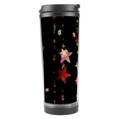 Christmas Star Advent Golden Travel Tumbler