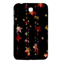 Christmas Star Advent Golden Samsung Galaxy Tab 3 (7 ) P3200 Hardshell Case