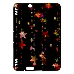 Christmas Star Advent Golden Kindle Fire HDX Hardshell Case