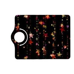 Christmas Star Advent Golden Kindle Fire HD (2013) Flip 360 Case
