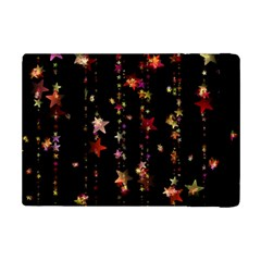 Christmas Star Advent Golden iPad Mini 2 Flip Cases