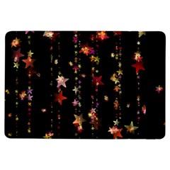 Christmas Star Advent Golden iPad Air Flip