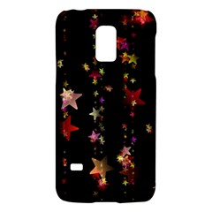 Christmas Star Advent Golden Galaxy S5 Mini