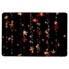 Christmas Star Advent Golden iPad Air 2 Flip