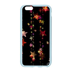 Christmas Star Advent Golden Apple Seamless iPhone 6/6S Case (Color)