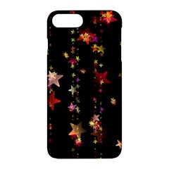 Christmas Star Advent Golden Apple iPhone 7 Plus Hardshell Case