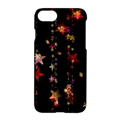 Christmas Star Advent Golden Apple iPhone 7 Hardshell Case