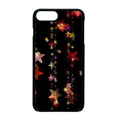 Christmas Star Advent Golden Apple iPhone 7 Plus Seamless Case (Black)