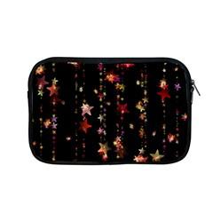 Christmas Star Advent Golden Apple MacBook Pro 13  Zipper Case