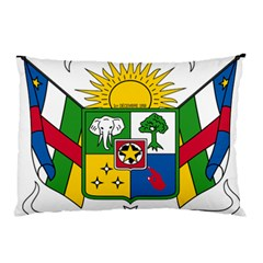 Coat of Arms of The Central African Republic Pillow Case