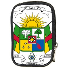 Coat Of Arms Of The Central African Republic Compact Camera Cases