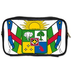Coat of Arms of The Central African Republic Toiletries Bags 2-Side