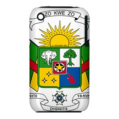 Coat of Arms of The Central African Republic iPhone 3S/3GS