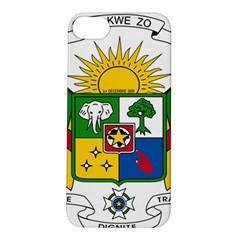 Coat of Arms of The Central African Republic Apple iPhone 5S/ SE Hardshell Case