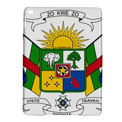 Coat of Arms of The Central African Republic iPad Air 2 Hardshell Cases