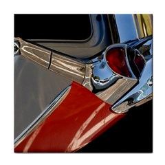 Classic Car Design Vintage Restored Tile Coasters