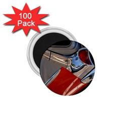 Classic Car Design Vintage Restored 1.75  Magnets (100 pack)
