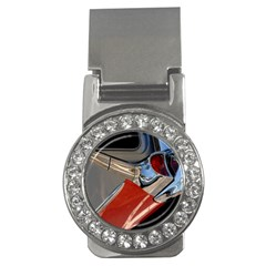 Classic Car Design Vintage Restored Money Clips (CZ)