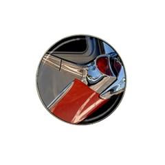 Classic Car Design Vintage Restored Hat Clip Ball Marker (4 pack)
