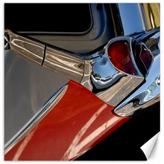 Classic Car Design Vintage Restored Canvas 16  x 16