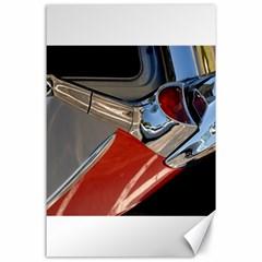 Classic Car Design Vintage Restored Canvas 24  x 36