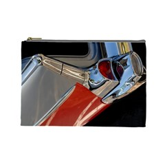 Classic Car Design Vintage Restored Cosmetic Bag (Large)