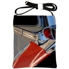 Classic Car Design Vintage Restored Shoulder Sling Bags