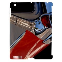 Classic Car Design Vintage Restored Apple iPad 3/4 Hardshell Case (Compatible with Smart Cover)