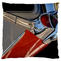 Classic Car Design Vintage Restored Large Cushion Case (Two Sides)