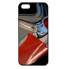 Classic Car Design Vintage Restored Apple iPhone 5 Seamless Case (Black)