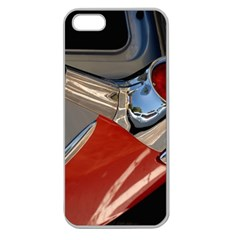 Classic Car Design Vintage Restored Apple Seamless iPhone 5 Case (Clear)