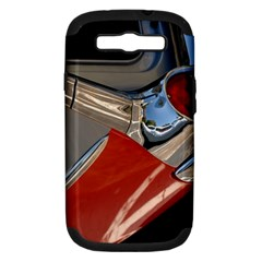 Classic Car Design Vintage Restored Samsung Galaxy S III Hardshell Case (PC+Silicone)