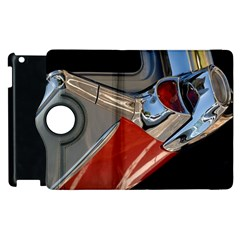 Classic Car Design Vintage Restored Apple iPad 2 Flip 360 Case