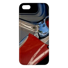 Classic Car Design Vintage Restored Apple iPhone 5 Premium Hardshell Case