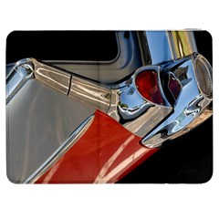 Classic Car Design Vintage Restored Samsung Galaxy Tab 7  P1000 Flip Case