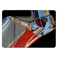 Classic Car Design Vintage Restored Samsung Galaxy Tab 8.9  P7300 Flip Case