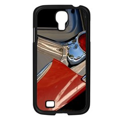 Classic Car Design Vintage Restored Samsung Galaxy S4 I9500/ I9505 Case (Black)