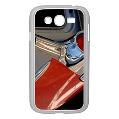 Classic Car Design Vintage Restored Samsung Galaxy Grand DUOS I9082 Case (White)