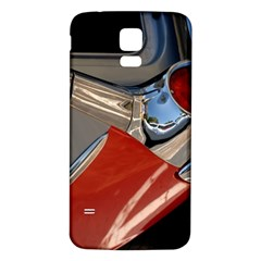 Classic Car Design Vintage Restored Samsung Galaxy S5 Back Case (White)