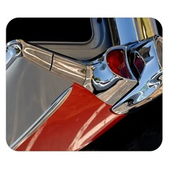 Classic Car Design Vintage Restored Double Sided Flano Blanket (Small)