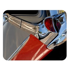 Classic Car Design Vintage Restored Double Sided Flano Blanket (Large)