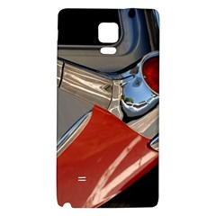 Classic Car Design Vintage Restored Galaxy Note 4 Back Case