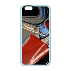 Classic Car Design Vintage Restored Apple Seamless iPhone 6/6S Case (Color)