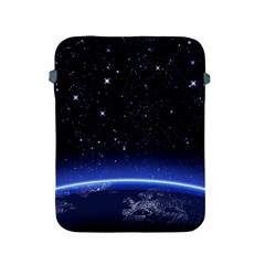 Christmas Xmas Night Pattern Apple iPad 2/3/4 Protective Soft Cases