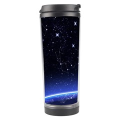Christmas Xmas Night Pattern Travel Tumbler