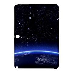 Christmas Xmas Night Pattern Samsung Galaxy Tab Pro 12.2 Hardshell Case
