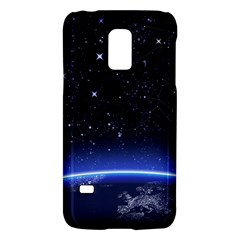 Christmas Xmas Night Pattern Galaxy S5 Mini