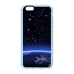 Christmas Xmas Night Pattern Apple Seamless iPhone 6/6S Case (Color)