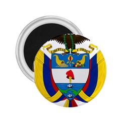 Coat of Arms of Colombia 2.25  Magnets
